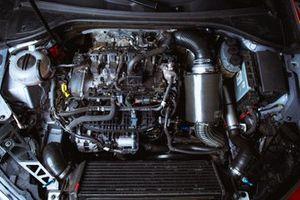 Моторный отсек Audi RS3 TCR