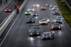 Start der GT-World-Challenge Sprint 2020 in Zandvoort