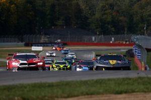 #25 BMW Team RLL BMW M8 GTE, GTLM: Connor De Phillippi, Bruno Spengler, #4 Corvette Racing Corvette C8.R, GTLM: Oliver Gavin, Tommy Milner