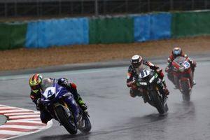 Steven Odendaal, EAB Ten Kate Racing, Manuel Gonzalez, Kawasaki ParkinGO Team