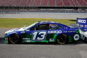 Ty Dillon, Germain Racing, Chevrolet Camaro GEICO For Your RV