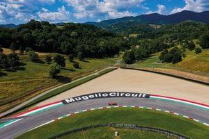 Ferrari au Mugello