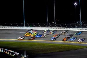 Matt DiBenedetto, Wood Brothers Racing, Ford Mustang Menards/Dutch Boy, Joey Logano, Team Penske, Ford Mustang Shell Pennzoil