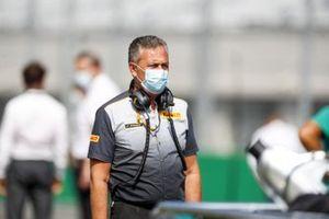 Марио Изола, гоночный менеджер, Pirelli Motorsport