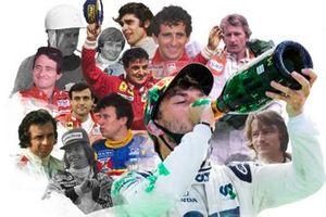 Les 13 vainqueurs français en F1