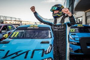 Race winner Thed Björk, Cyan Performance Lynk & Co 03 TCR