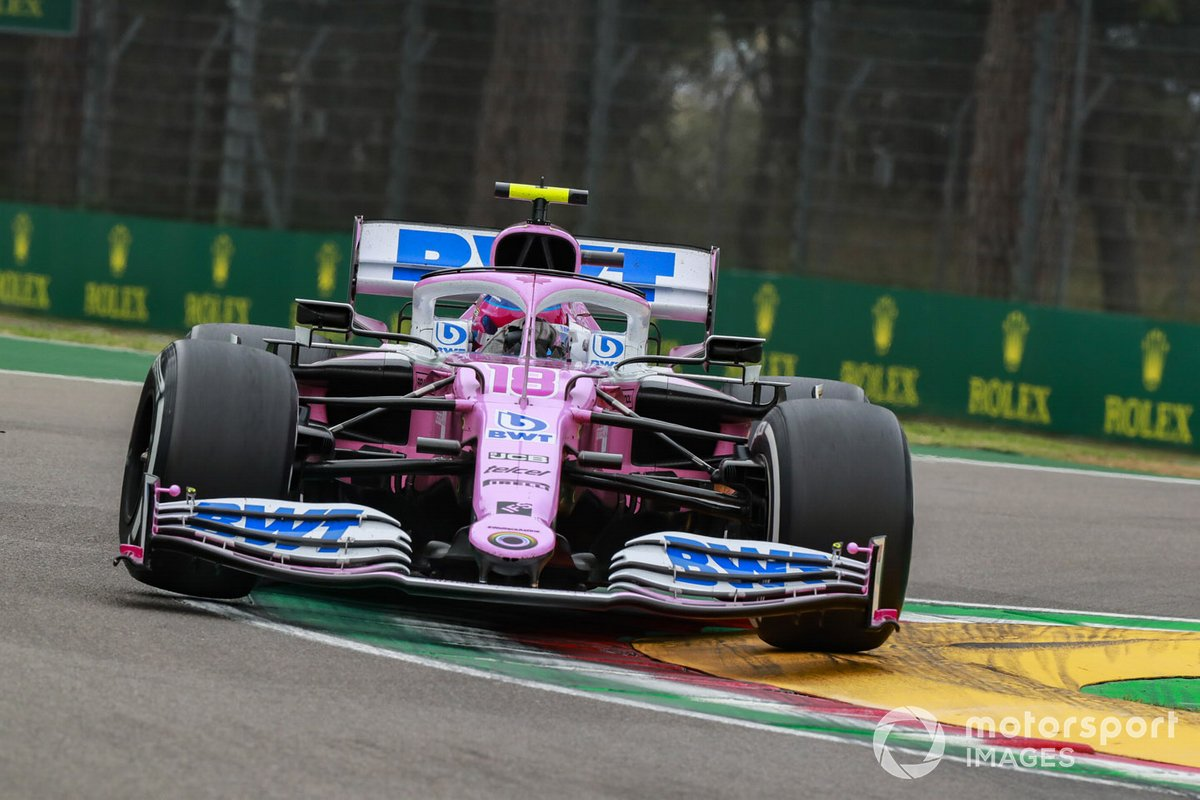 Lance Stroll, Racing Point RP20 - 1.500.000 dólares