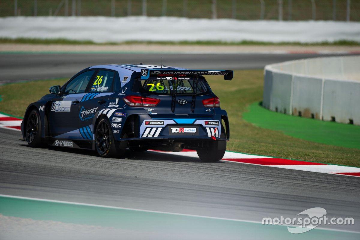 Jessica Bäckman, Target Competition, Hyundai i30 N TCR
