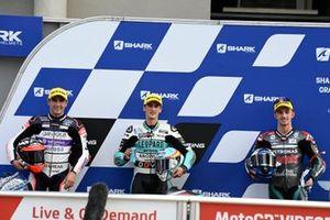 Albert Arenas, Aspar Team, Jaume Masia, Leopard Racing, John McPhee, SIC Racing Team