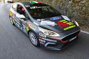 Davide Porta, Andrea Segir, Winners Rally Team, Ford Fiesta R1