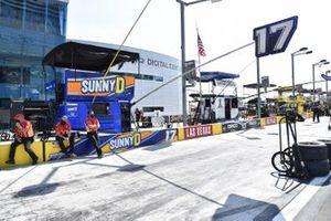 #17: Chris Buescher, Roush Fenway Racing, Ford Mustang SunnyD