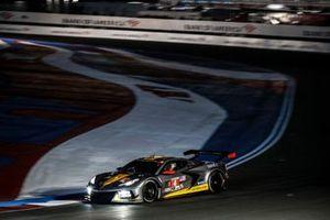 #4 Corvette Racing Corvette C8.R, GTLM: Oliver Gavin, Tommy Milner