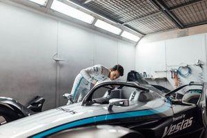 Nyck De Vries, Mercedes-Benz EQ Formule E Team