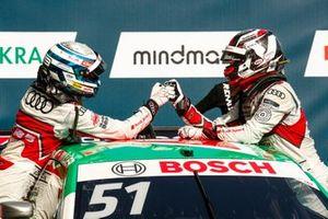 René Rast, Audi Sport Team Rosberg, Nico Müller, Audi Sport Team Abt Sportsline
