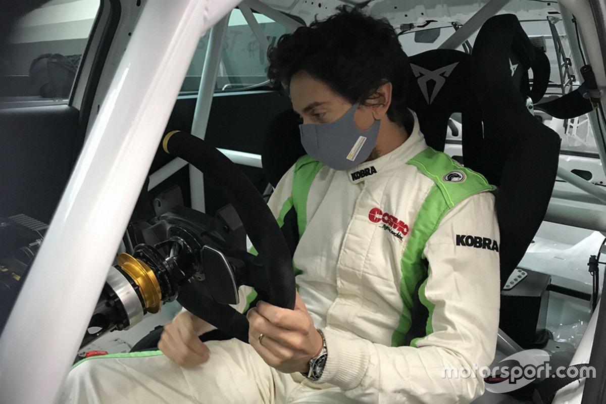 Federico Paolino, Scuderia del Girasole by Cupra Racing, Cupra Leon Competición TCR