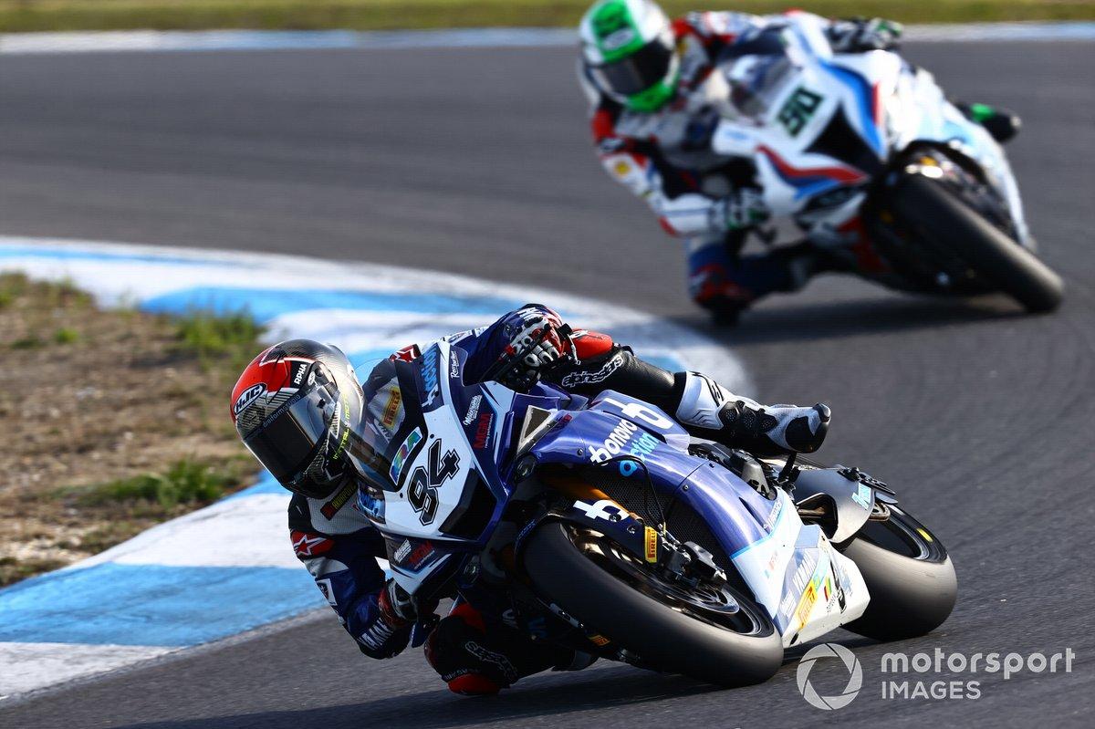 Jonas Folger, Bonovo Action by MGM Racing, Eugene Laverty, BMW Motorrad WorldSBK Team