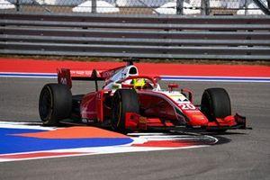 Mick Schumacher, Prema Racing on track