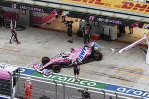 Sergio Perez, Racing Point RP20,