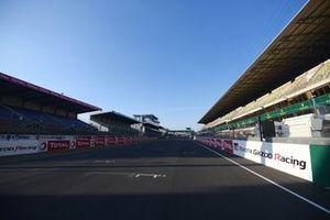 Recta de meta de Le Mans