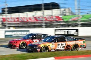Corey LaJoie, Go FAS Racing, Ford Mustang Keen Parts, Tyler Reddick, Richard Childress Racing, Chevrolet Motor Trend
