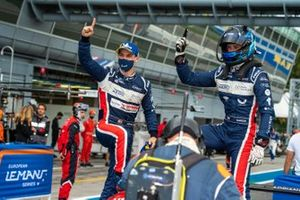 ELMS-Champion 2020: #22 United Autosports Oreca 07 - Gibson: Philip Hanson, Filipe Albuquerque