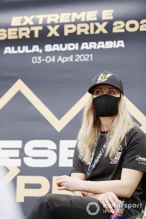 Mikaela Ahlin-Kottulinsky, JBXE Extreme-E Team