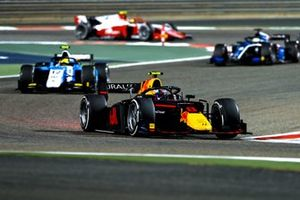 Juri Vips, Hitech Grand Prix, Lirim Zendeli, MP Motorsport, Guanyu Zhou, Uni-Virtuosi Racing