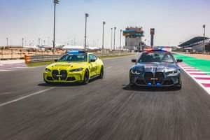 BMW M4 Competition Coupé Safety Car, BMW M3 Competition Limousine Safety Car