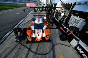 #54 Core Autosport Ligier JS P320, LMP3: Pit Stop, Matt McMurry, George Kurtz, Colin Braun, Jonathan Bennett