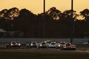 #31 Action Express Racing Cadillac DPi: Chase Elliott, Felipe Nasr, Pipo Derani, Mike Conway