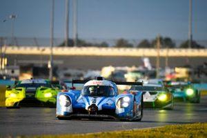 #6 Mühlner Motorsports America Duqueine M30-D08, LMP3: Moritz Kranz, Laurents Hoerr, Kenton Koch, Stevan McAleer