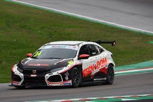 Jonathan Giacon, MM Motorsport, Honda Civic Type R TCR