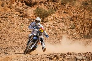 #12 Xavier HT Rally Raid Husqvarna Racing: De Soultrait