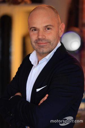 Frédéric Lequien, Director de LMEM