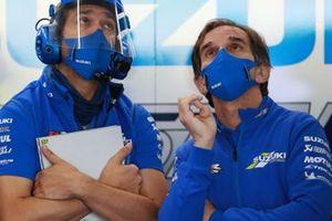 Davide Brivio, Team Suzuki MotoGP