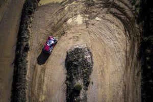 Extreme E track test
