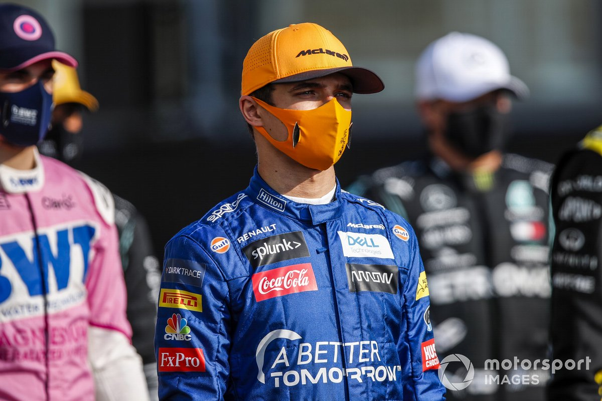 Lando Norris, McLaren, Formula 1