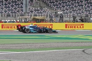 Dan Ticktum, Dams battles with Mick Schumacher, Prema Racing