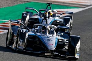 Nyck de Vries, Mercedes Benz EQ, EQ Silver Arrow 02, Stoffel Vandoorne, Mercedes Benz EQ, EQ Silver Arrow 02