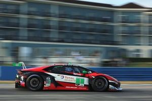 #1: Paul Miller Racing Lamborghini Huracan GT3, GTD: Madison Snow, Bryan Sellers, Corey Lewis