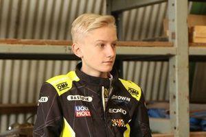 Fabio Schwarz, Ford Fiesta Rally2 MkII