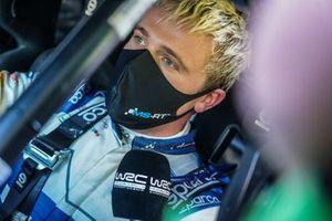Gus Greensmith, M-Sport Ford WRT