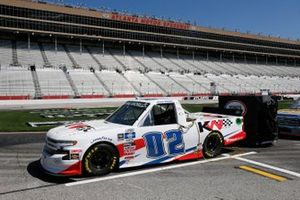 Josh Berry, Young's Motorsports, Chevrolet Silverado First National Bank