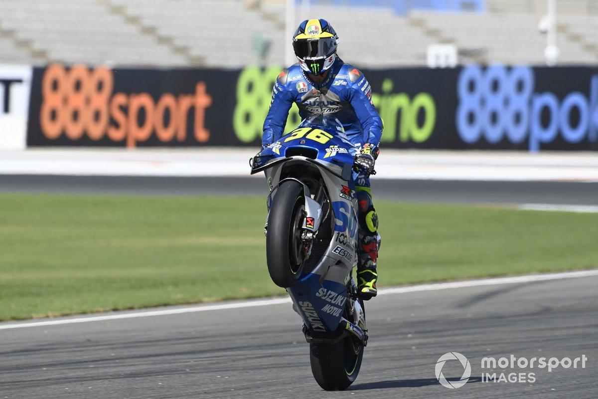 GP de Europa: Joan Mir, Team Suzuki MotoGP