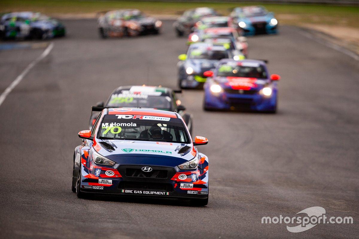Mat'o Homola, BRC Racing Team, Hyundai i30 N TCR