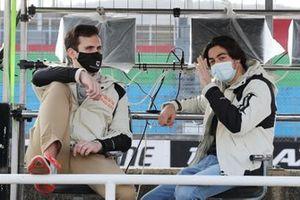 Giuliano Alesi, Sean Walkinshaw, #35 arto RC F GT3