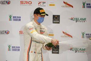 #12 GPX Racing Porsche 911 GT3 R: Mathieu Jaminet