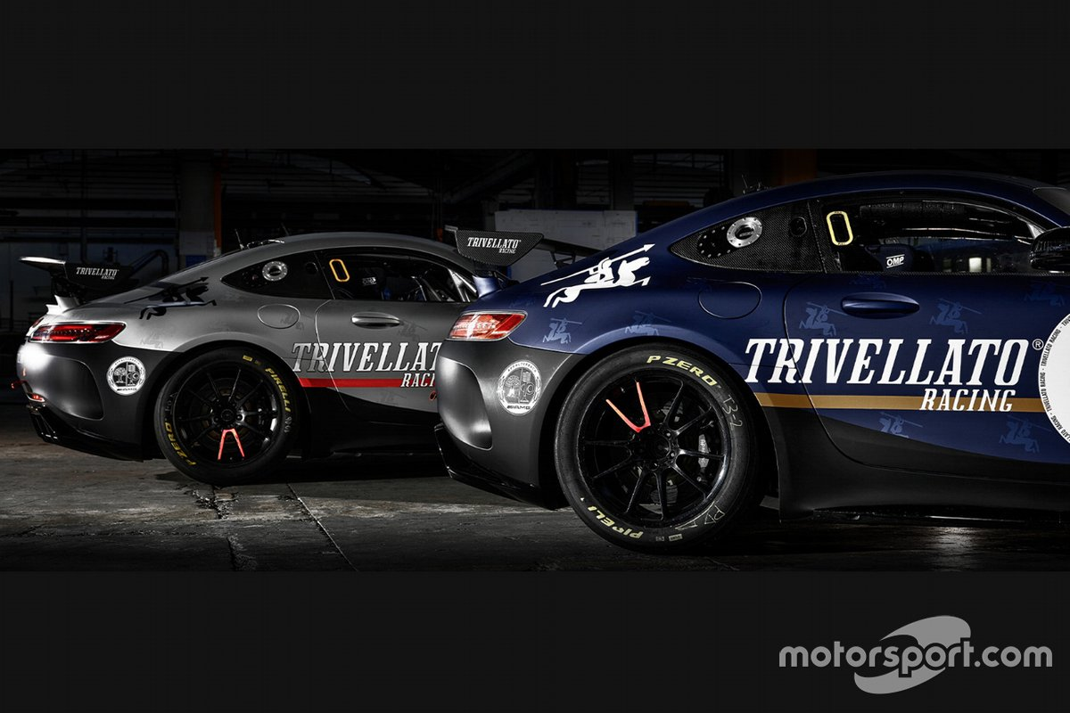 Trivellato Racing by Villorba Corse, Mercedes AMG GT4