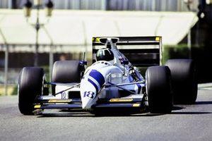 Fabrizio Barbazza, AGS JH25B Ford