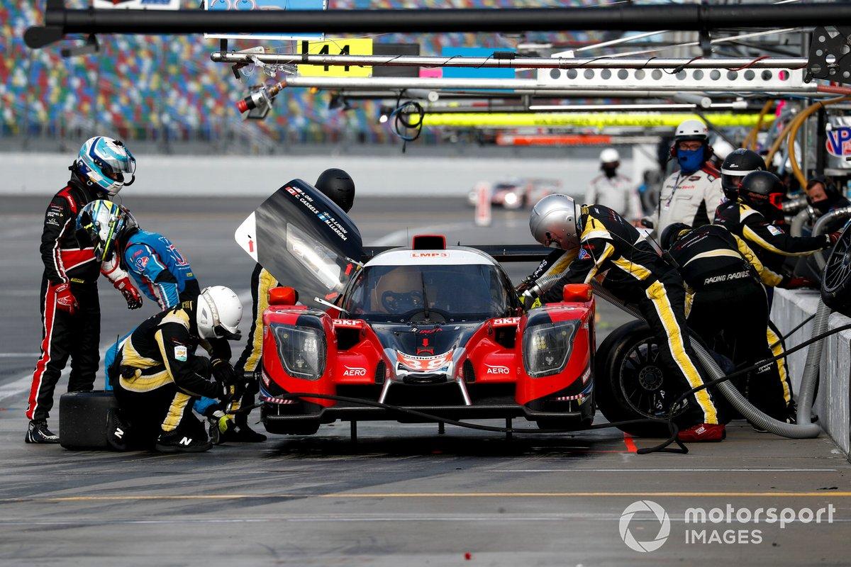 #38 Performance Tech Motorsports Ligier JS P320, LMP3: Cameron Cassels, Mateo LLarena, Ayrton Ori, Rasmus Lindh